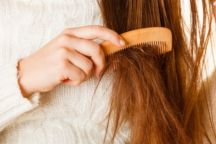 Top 3 Home Remedies For Repairing Damaged Hair