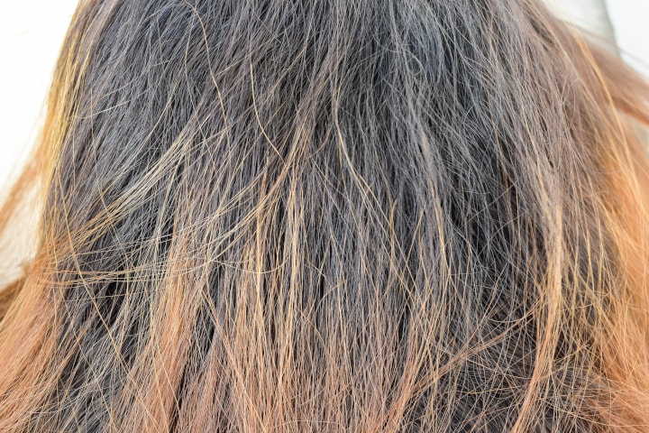 How to Treat Chemically Damaged Hair