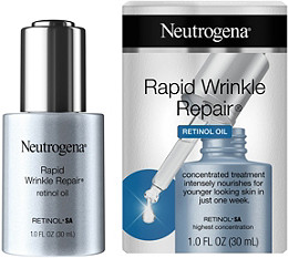 Neutrogena Rapid Wrinkle Repair Retinol Facial Oil