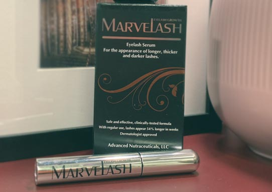 Marvelash eyelash growth serum