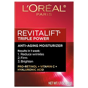 RevitaLift Triple Power Intensive Anti-Aging Moisturizer Overview