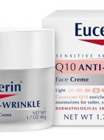 Eucerin Q10 Anti-Wrinkle Skin Cream Review